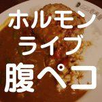 マキシマムザホルモン復活ライブin松山2017に参戦!亮君が痩せてる…